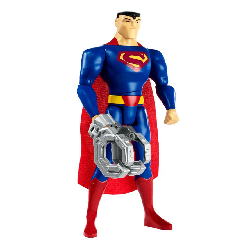 Tượng siêu nhân có kích thước thật bắng composite